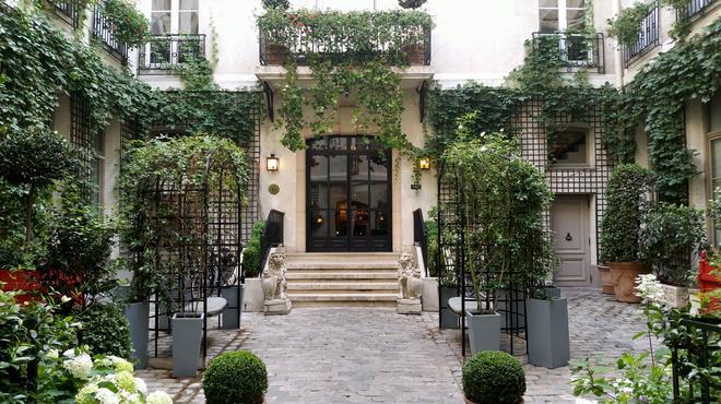 克里斯蒂娜驿站酒店 - 巴黎 - 建筑