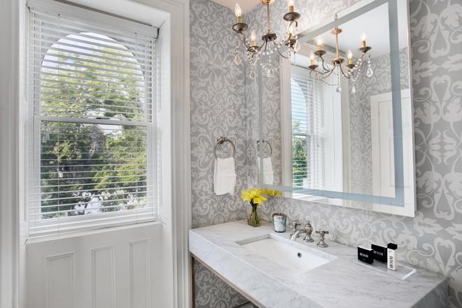 汉密尔顿-特纳酒店 - 萨凡纳 - 浴室