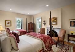 汉密尔顿-特纳酒店 - 萨凡纳 - 睡房