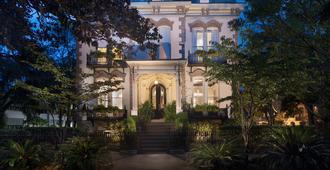汉密尔顿-特纳酒店 - 萨凡纳 - 建筑
