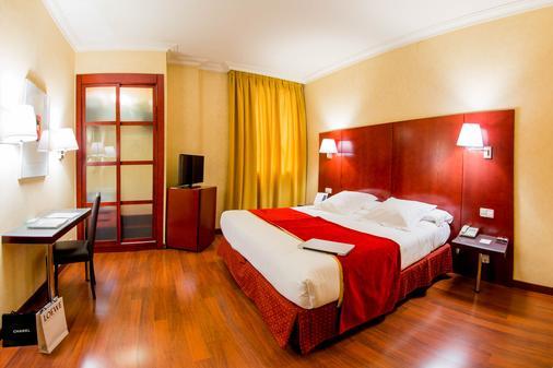 Hotel Arosa - 马德里 - 睡房