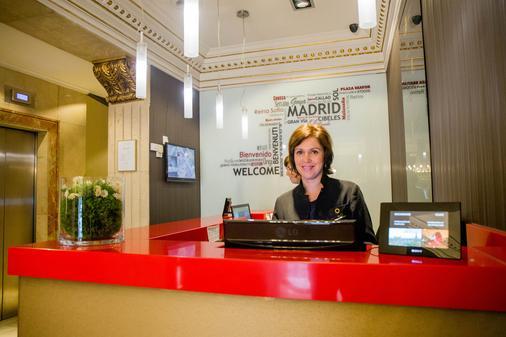 Hotel Arosa - 马德里 - 大厅