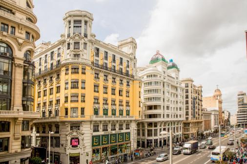 Hotel Arosa - 马德里 - 建筑