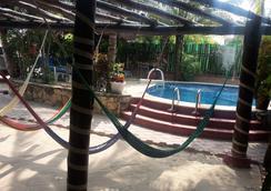可可斯卡瓦尼亚斯 - Playa del Carmen - 游泳池