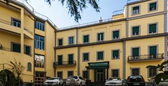 阿尔宾娜酒店 - 那不勒斯 - 建筑