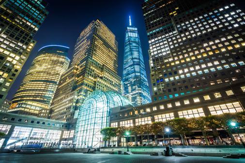 纽约希尔顿千禧酒店 - 纽约 - 建筑