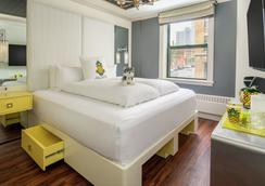 钱德勒酒店 - 波士顿 - 睡房