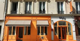 快乐文化R.吉卜林酒店 - 巴黎 - 建筑