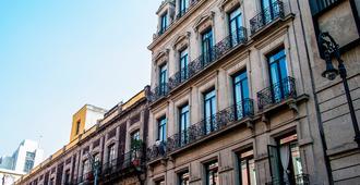 历史中心酒店 - 墨西哥城 - 建筑