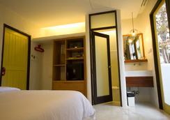 苏梅岛海滩吊床度假酒店 - 苏梅岛 - 睡房