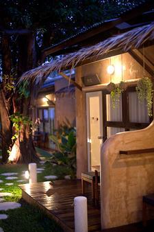 苏梅岛海滩吊床度假酒店 - 苏梅岛 - 阳台