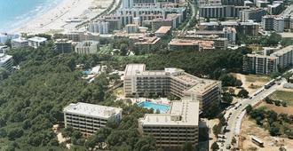 海梅一世酒店 - 萨洛 - 建筑