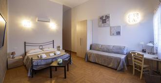 西西里岛之恋住宿加早餐旅馆 - 陶尔米纳 - 睡房