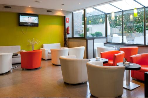 马德里戴安娜城市机场酒店 - 马德里 - 休息厅