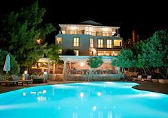 奥莱亚诺瓦酒店 - 卡什 - 户外景观