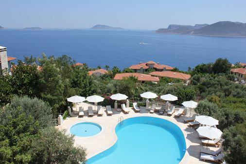 奥莱亚诺瓦酒店 - 卡什 - 游泳池