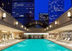 波士顿喜来登酒店 - 波士顿 - 游泳池