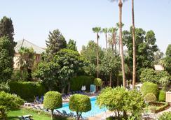 Hôtel Chems - 马拉喀什 - 户外景观
