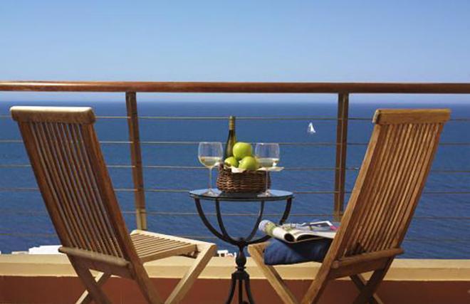 博阿维斯塔酒店 - 仅限成人 - 阿尔布费拉 - 阳台