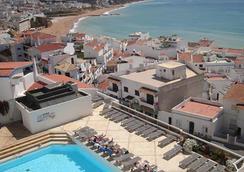 Belver Boa Vista Hotel & Spa - 阿尔布费拉 - 游泳池