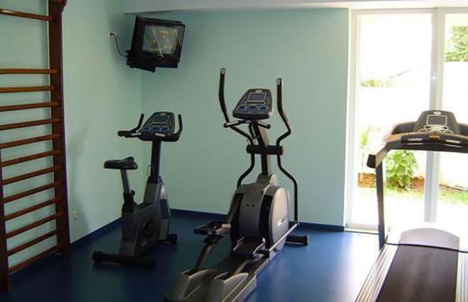 博阿维斯塔酒店 - 仅限成人 - 阿尔布费拉 - 健身房