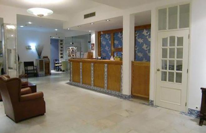 博阿维斯塔酒店 - 仅限成人 - 阿尔布费拉 - 柜台