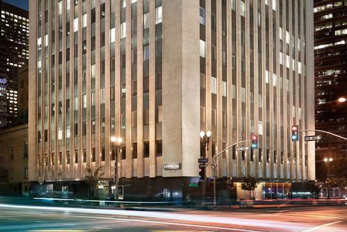 洛杉矶市中心设计酒店 - 洛杉矶 - 建筑