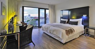戴斯精品酒店 - 开普敦 - 睡房