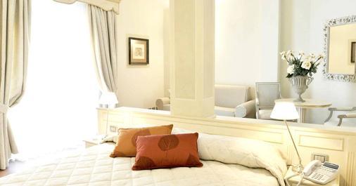 阿格尼斯别墅酒店 - 东塞斯特里 - 睡房