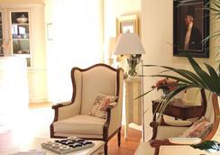 阿格尼斯别墅酒店 - 东塞斯特里 - 休息厅