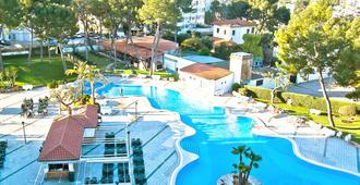 观景楼bq酒店 - 马略卡岛帕尔马 - 游泳池