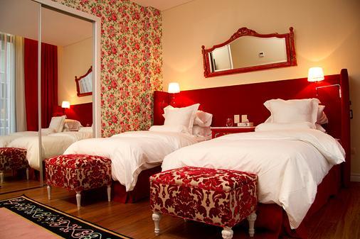 探戈梅奥酒店 - 布宜诺斯艾利斯 - 睡房