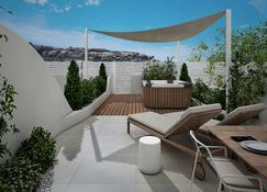 科德罗斯别墅酒店 - 阿吉奥斯普罗科皮奥斯 - 阳台