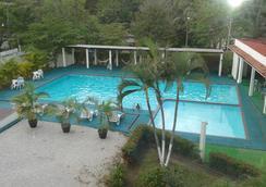 图里佳快捷优选城市酒店 - 帕伦克 - 游泳池