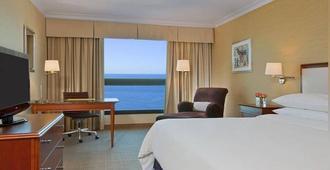 蒙得维的亚喜来登酒店 - 蒙得维的亚 - 睡房