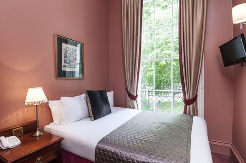 伦敦贾德酒店 - 伦敦 - 睡房