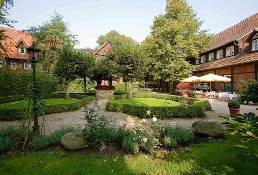 霍夫祖尔林德罗曼蒂克酒店 - 蒙斯特 - 户外景观