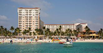 Marriott's Aruba Surf Club, A Marriott Vacation Club Resort - 棕榈滩 - 建筑