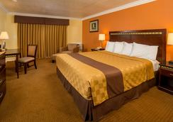 棕榈泉戴斯酒店 - Palm Springs - 睡房