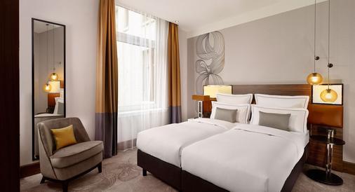 汉堡希尔顿精选酒店 - 汉堡 - 睡房