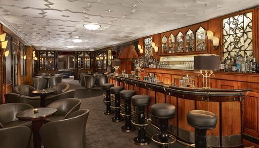 汉堡希尔顿精选酒店 - 汉堡 - 酒吧