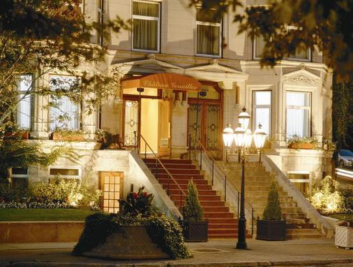 蒙特利尔凡尔赛城堡酒店 - 蒙特利尔 - 建筑