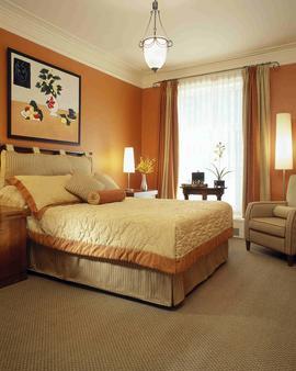 蒙特利尔凡尔赛城堡酒店 - 蒙特利尔 - 睡房