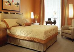 凡尔赛城堡酒店 - Montreal - 睡房