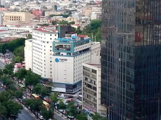 方坦雷福玛酒店 - 墨西哥城 - 建筑