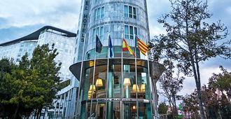 斯考特而索罗拉宫酒店 - 巴伦西亚 - 建筑