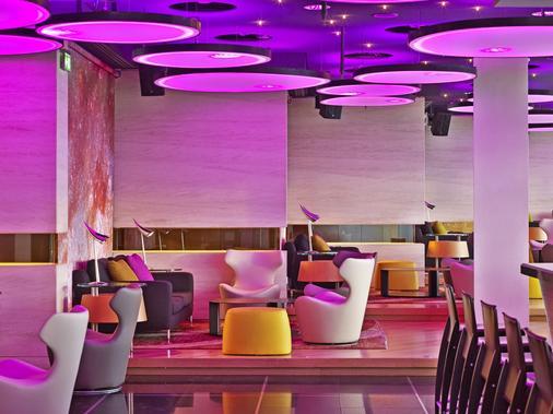 雅典希尔顿酒店 - 雅典 - 酒吧