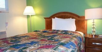 黑彻英坡斯特一室公寓酒店 - 圣克鲁兹 - 睡房