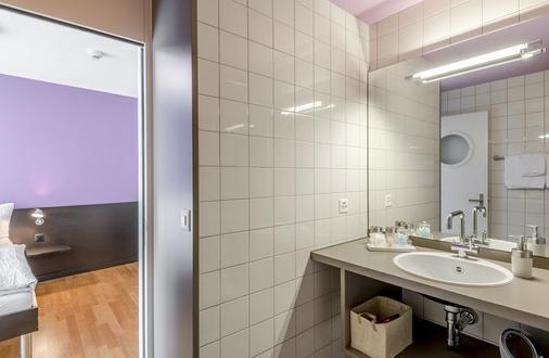 卢塞恩旅游城市大酒店 - 卢塞恩 - 浴室