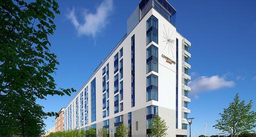 斯德哥尔摩国王岛万怡酒店 - 斯德哥尔摩 - 建筑